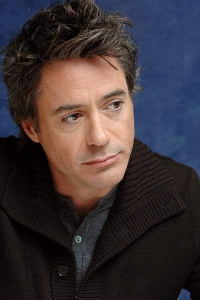 The very handsome Robert Downey Jr.
