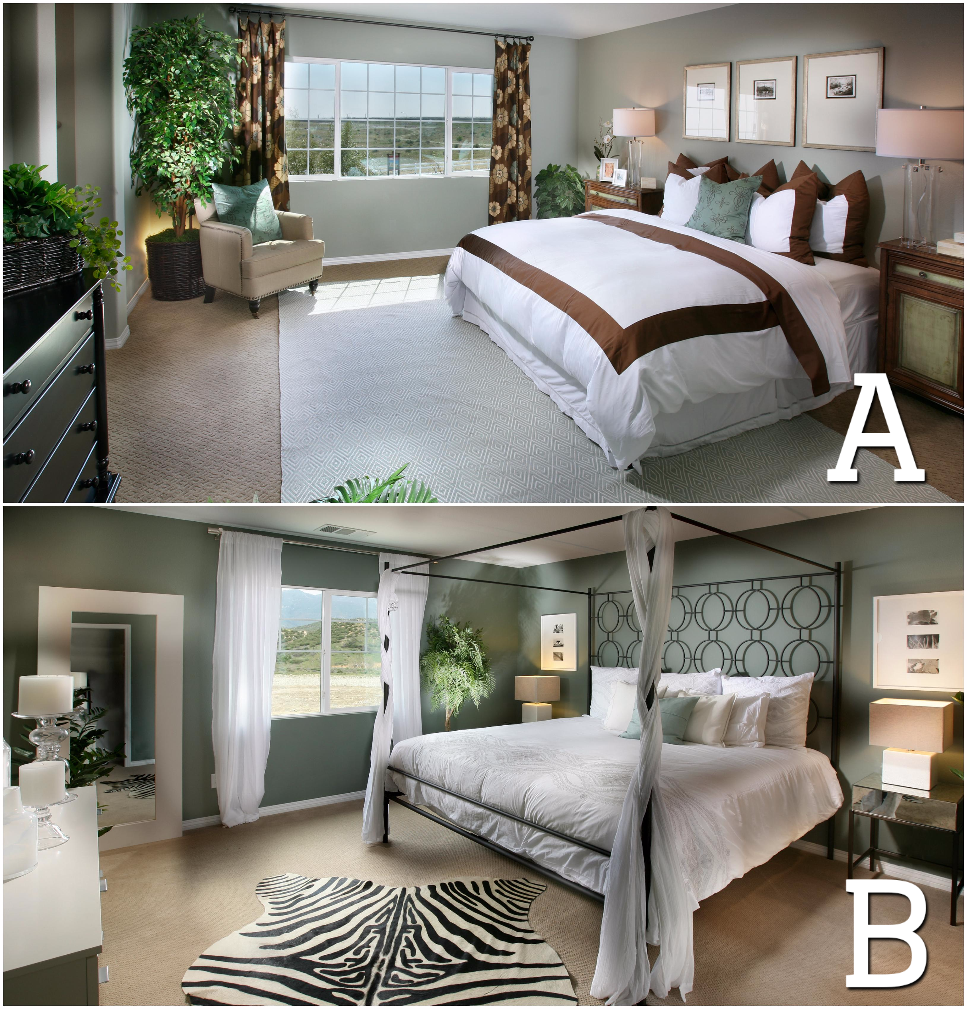 which master bedroom d cor do you adore these beautiful homes can rh pinterest ca