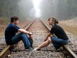 Cuando estamos juntos háblame de lo sientes tienes que ser sincera con tigo y con migo me confundes mi amor
