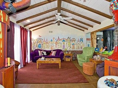 Disney Themed House For Rent In Anaheim More Pictures At