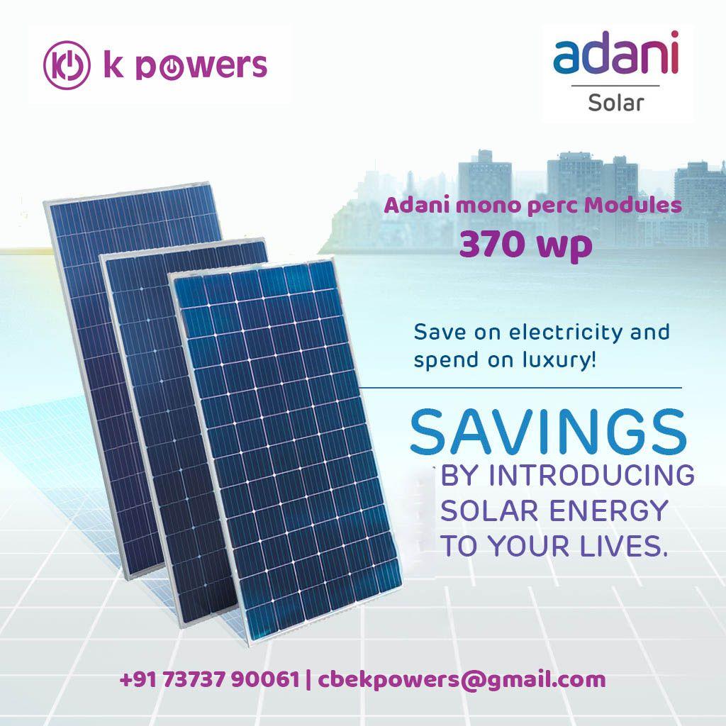 Pin On Adani Solar Panels