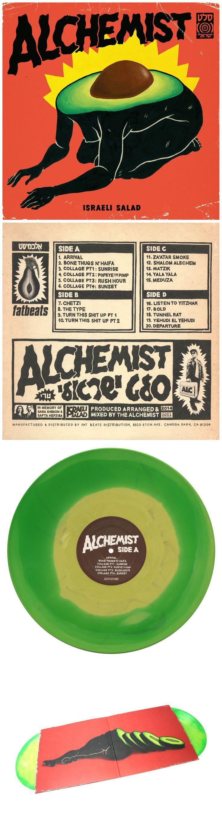 Alchemist - Israeli Salad. -