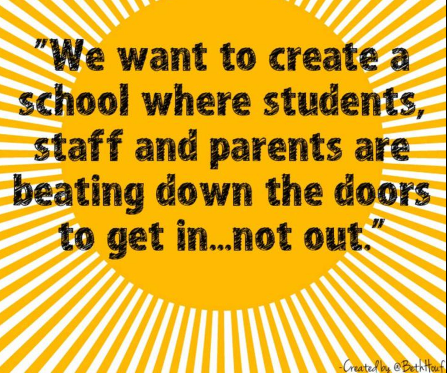 how to raise staff morale teacher