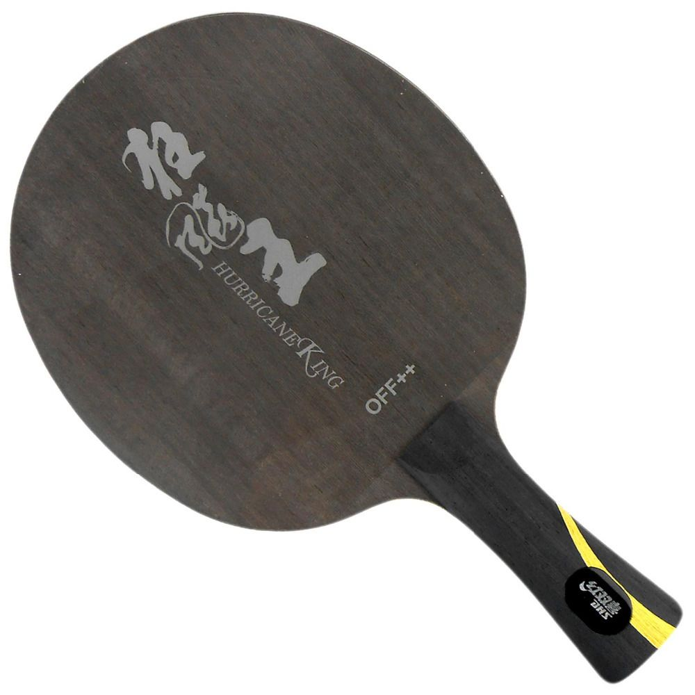 Dhs Hurricane King Table Tennis Blade For Pingpong Racket Table Tennis Table Tennis Racket Ping Pong
