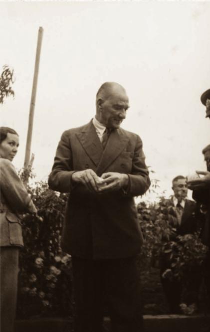 1936-1938 Atatürk Fotoğrafları - MustafaKemâlim