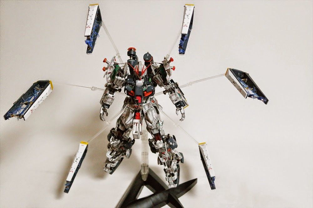"Custom Build: MG 1/100 RX-93 nu Gundam Ver. Ka ""Open Hatch Presentation"" - Gundam Kits Collection News and Reviews"