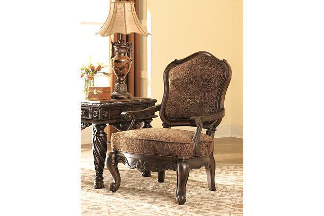Ashley North Shore Accent Chair 2260360 Ashleyfurniture 2260360 Furniture Furniture Furniture Homestore Tuscan Design