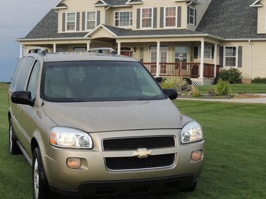 2006 Chevrolet Uplander Lt 355751775 16 495 00 Carros