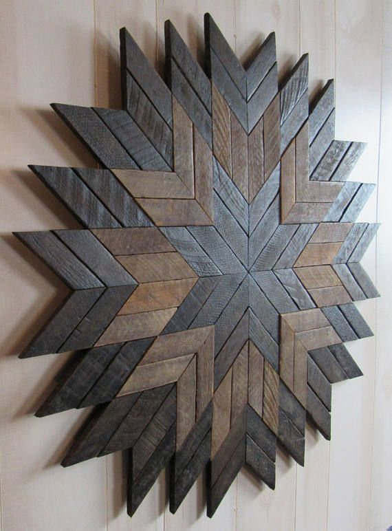 Reclaimed Wood Wall Art Barn Quilt Farmhouse Decor Wood Wood Wall Art Decor Reclaimed Wood Wall Art Barn Wood Decor