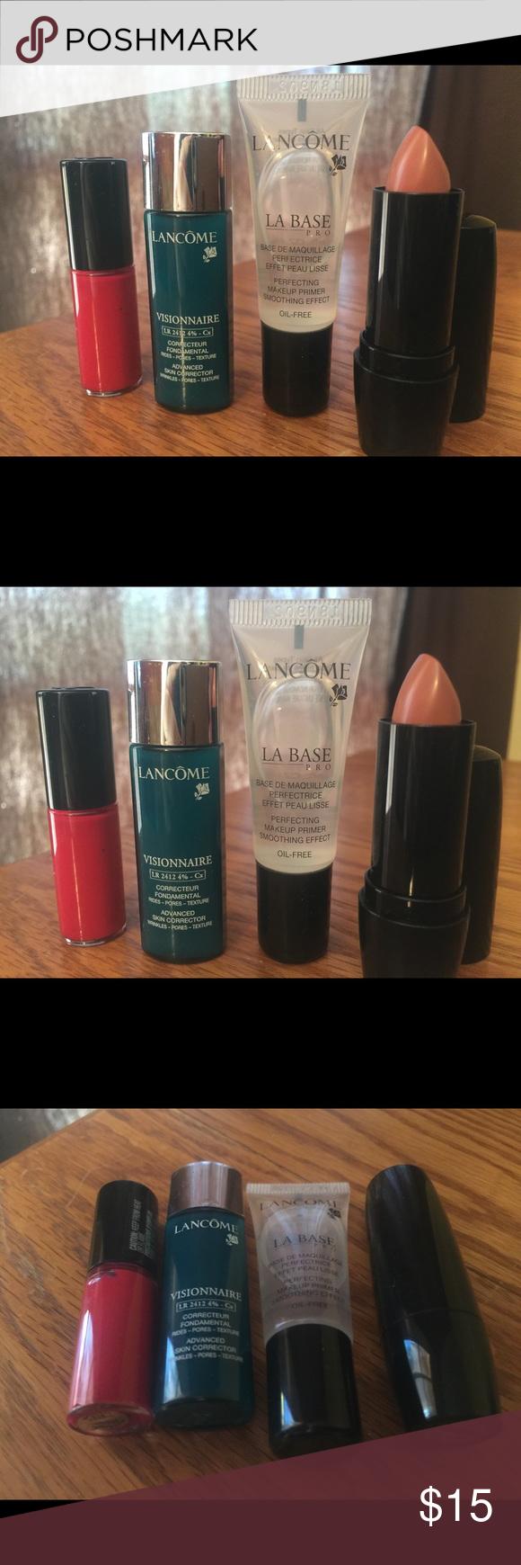 Lancôme Beauty Lot of four Lancôme Beauty products 1