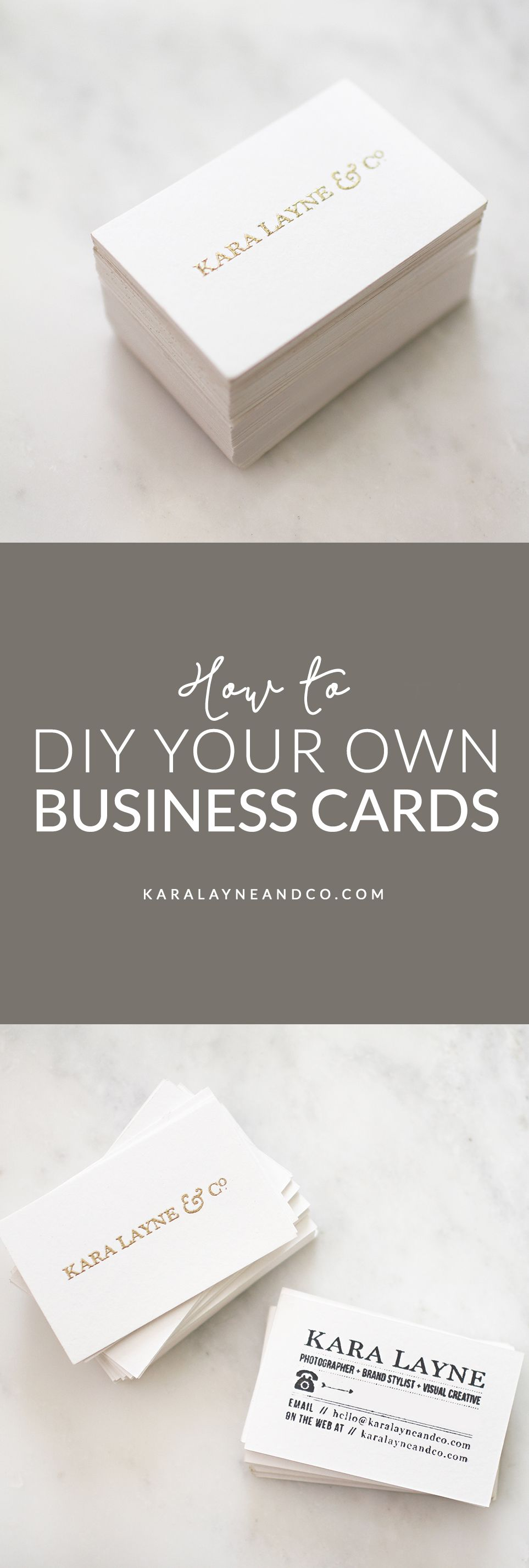 Business Meets DIY | Branding design, Business cards and Business