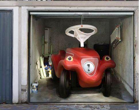Garagentor design aufkleber  Kunst am Garagentor - Google-Suche | Graragen / Tore | Pinterest ...