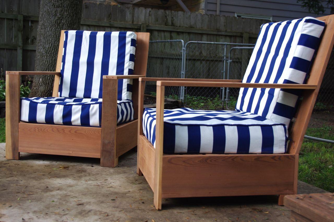 Outdoor Chair Free PlansOutdoor Chair Free Plans   Outdoor Furniture Tutorials   Pinterest. Diy Porch Chairs. Home Design Ideas