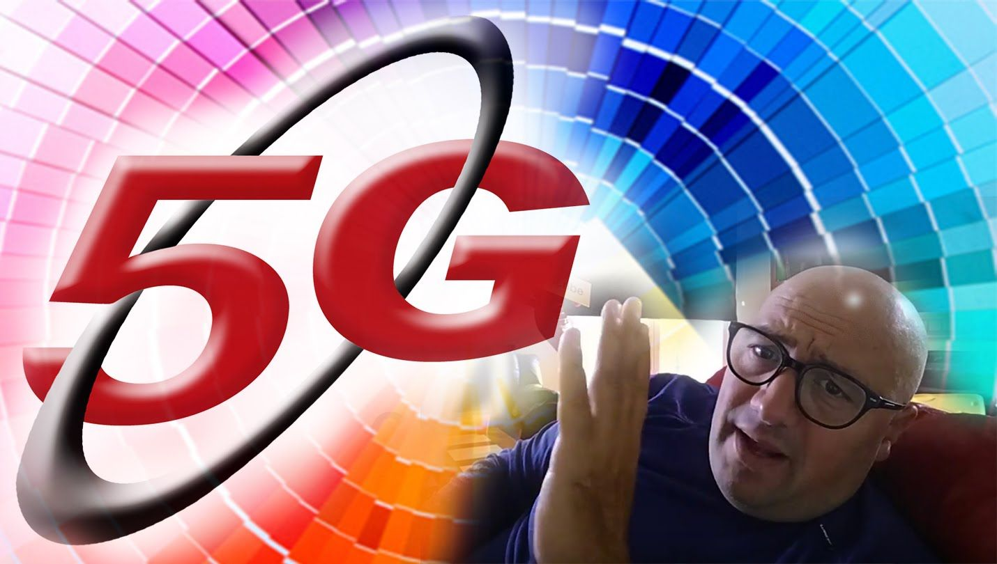 5G 1000 volte meglio del 4G