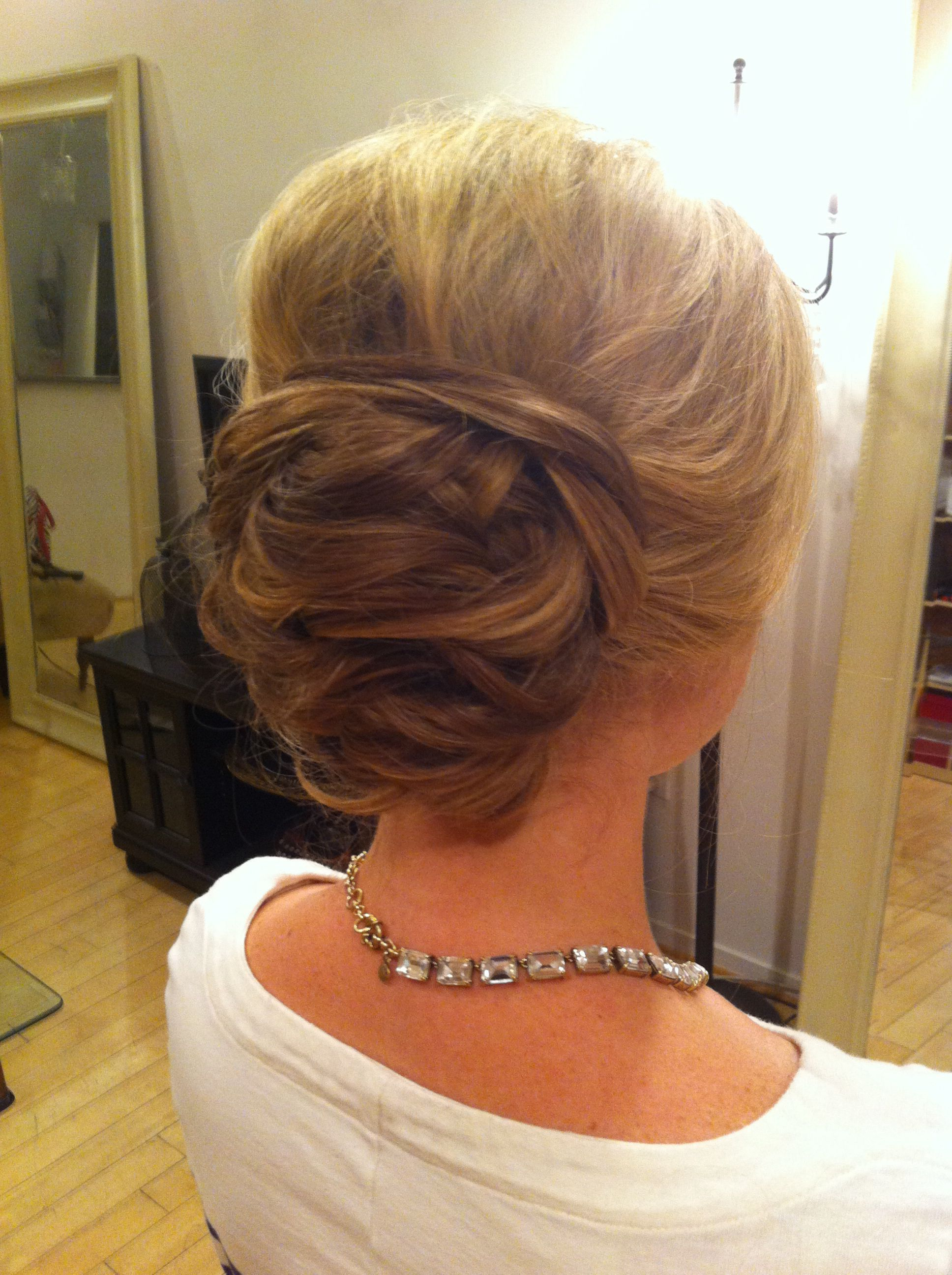 Chignon- By Jackie at  www.Bella-angel.com