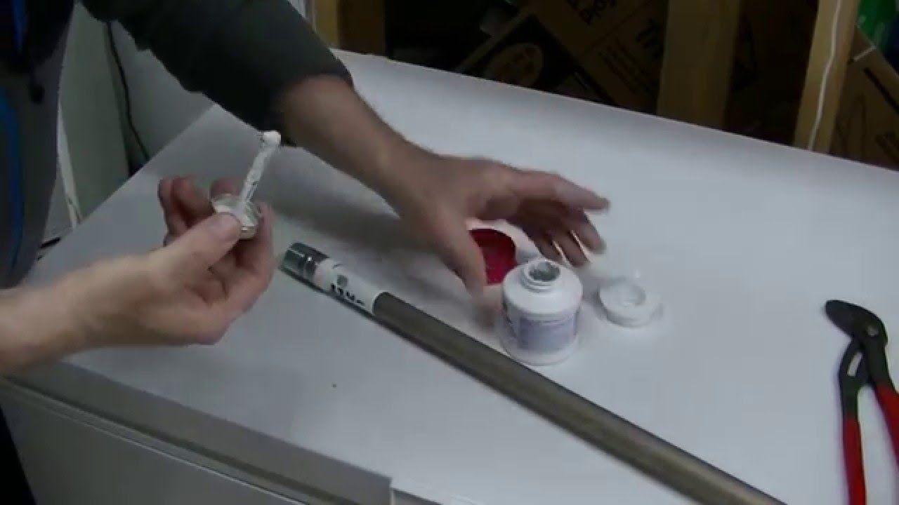 Hot Water Heater Anode Sacrificial Rod Replacement Hot Water Heater Hot Water Diy Repair