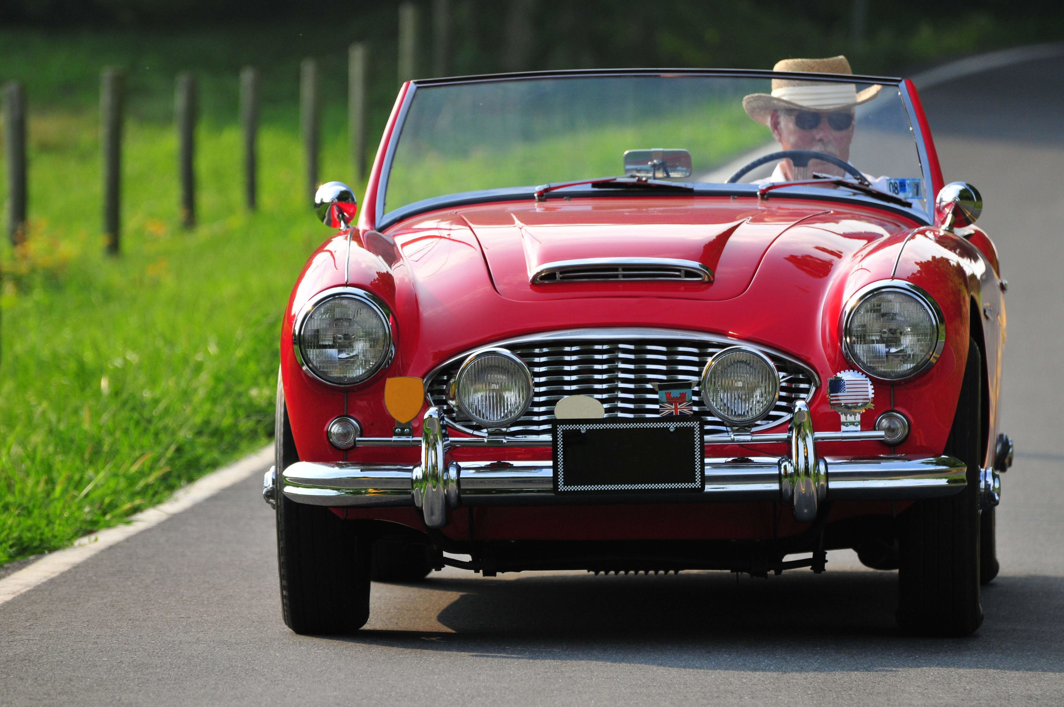 What car insurance costs across america classic car
