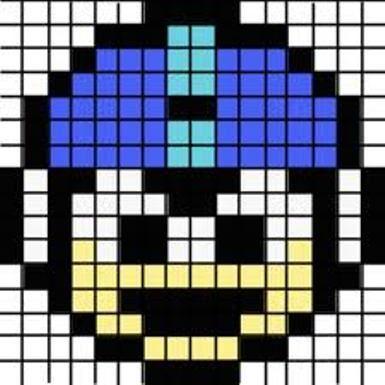 Pixel Art Templates  Pixel Art Templates Mario  Pixel Art Design