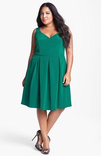 ABS Plus Size Evening Dresses