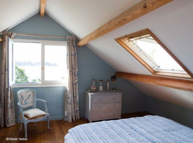 1000 images about la chambre bleue on pinterest minimalist decor blue bedrooms and murals - Decoration De Chambre En Bleu