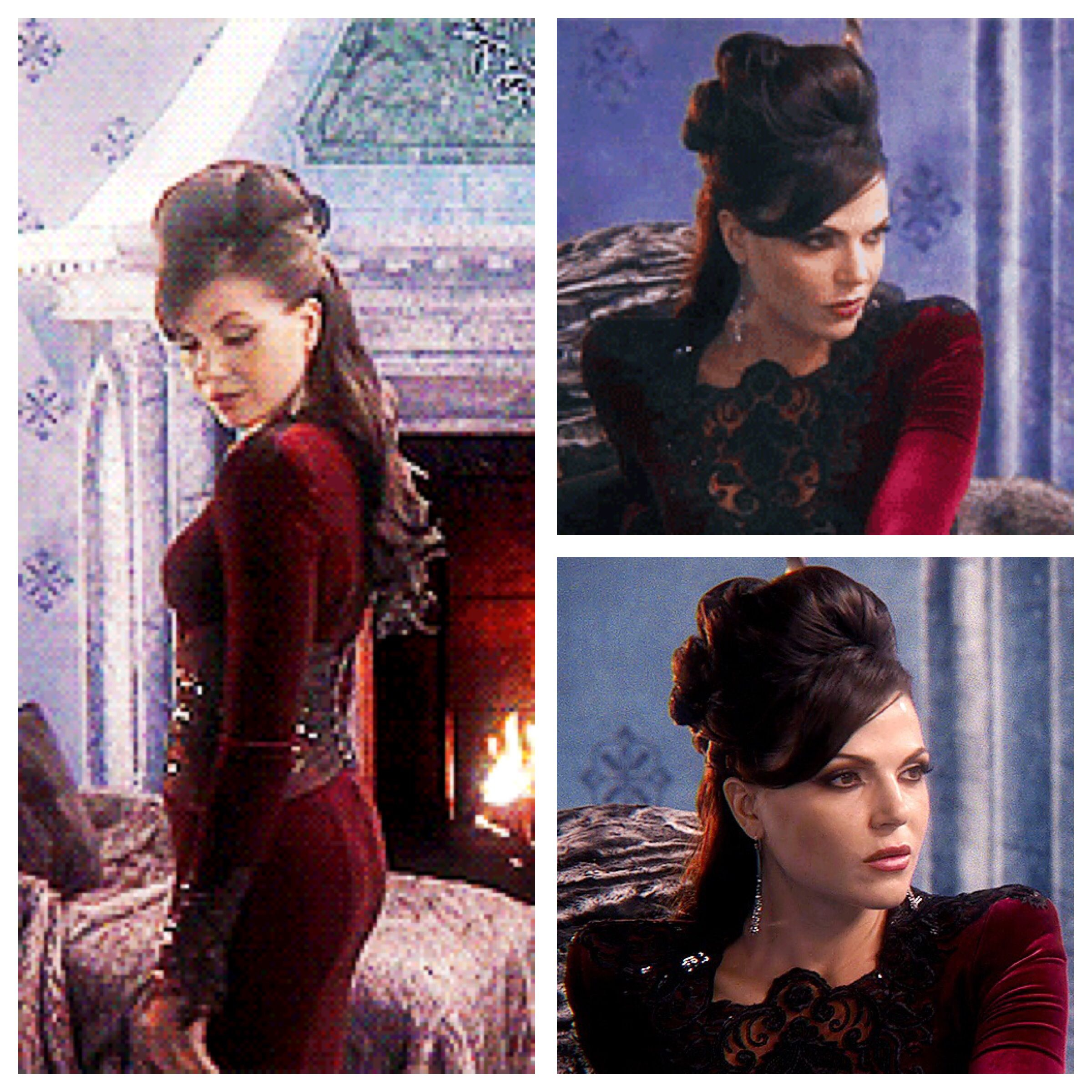 Once Upon A Time Evil Queen Hairstyle 3 Dance Hairstyles Queen Hair Hair Styles