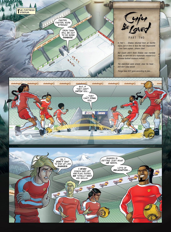 Home Supastrikas Best Pictures Ever Comics Iron Tanks
