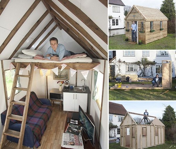 Home In A Box Is Small But Worth Every Penny DIY Cozy Home - Building a small home