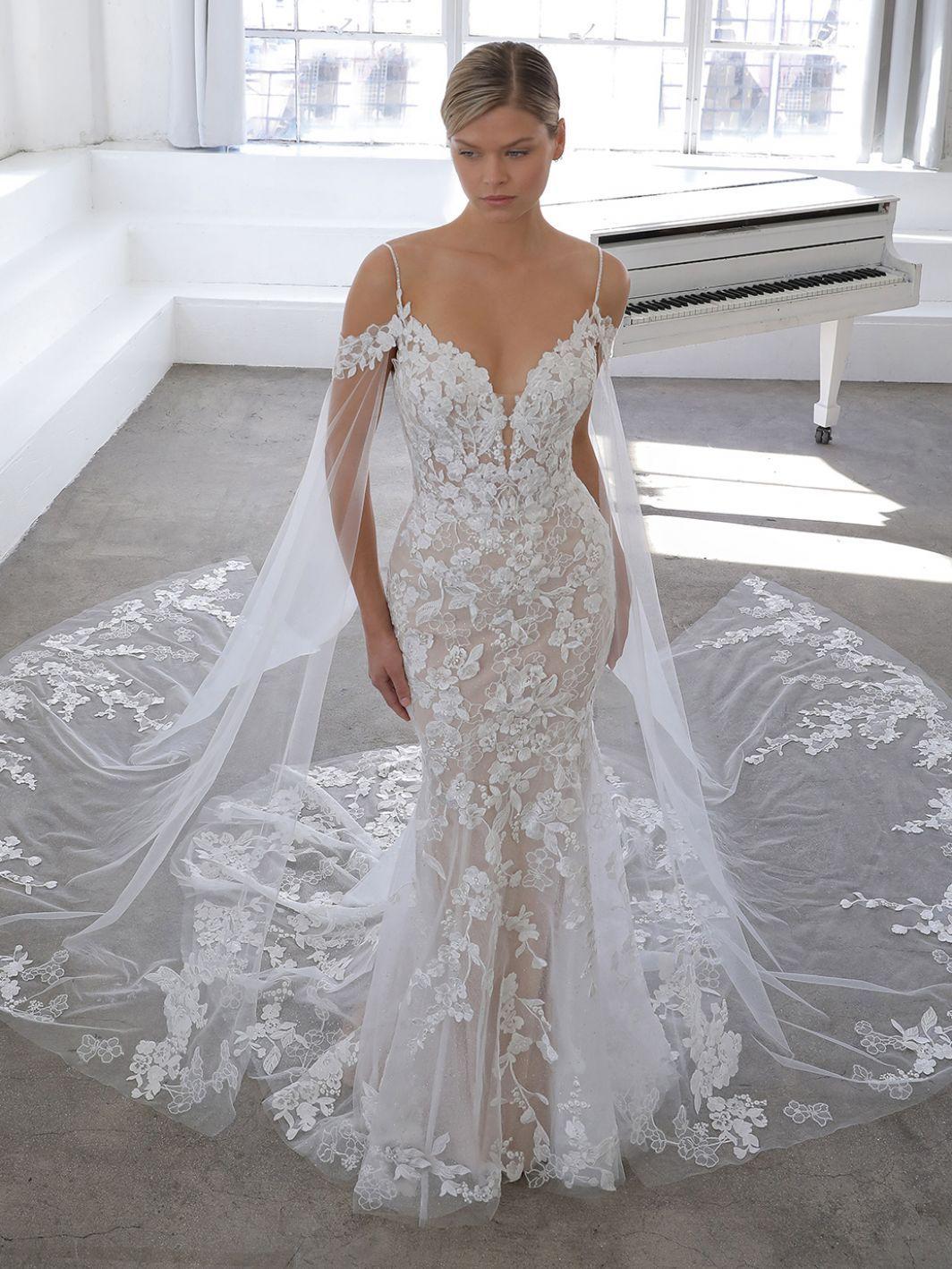 Nadia 2021 Blue By Enzoani Enzoani Enzoani Wedding Dresses Glitter Bridesmaid Dresses Wedding Dresses [ 1418 x 1064 Pixel ]