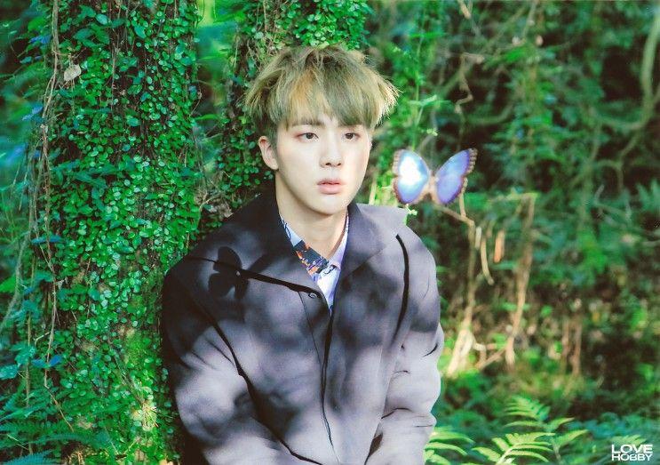 BTS Jin © 취미는사랑   Editing allowed.