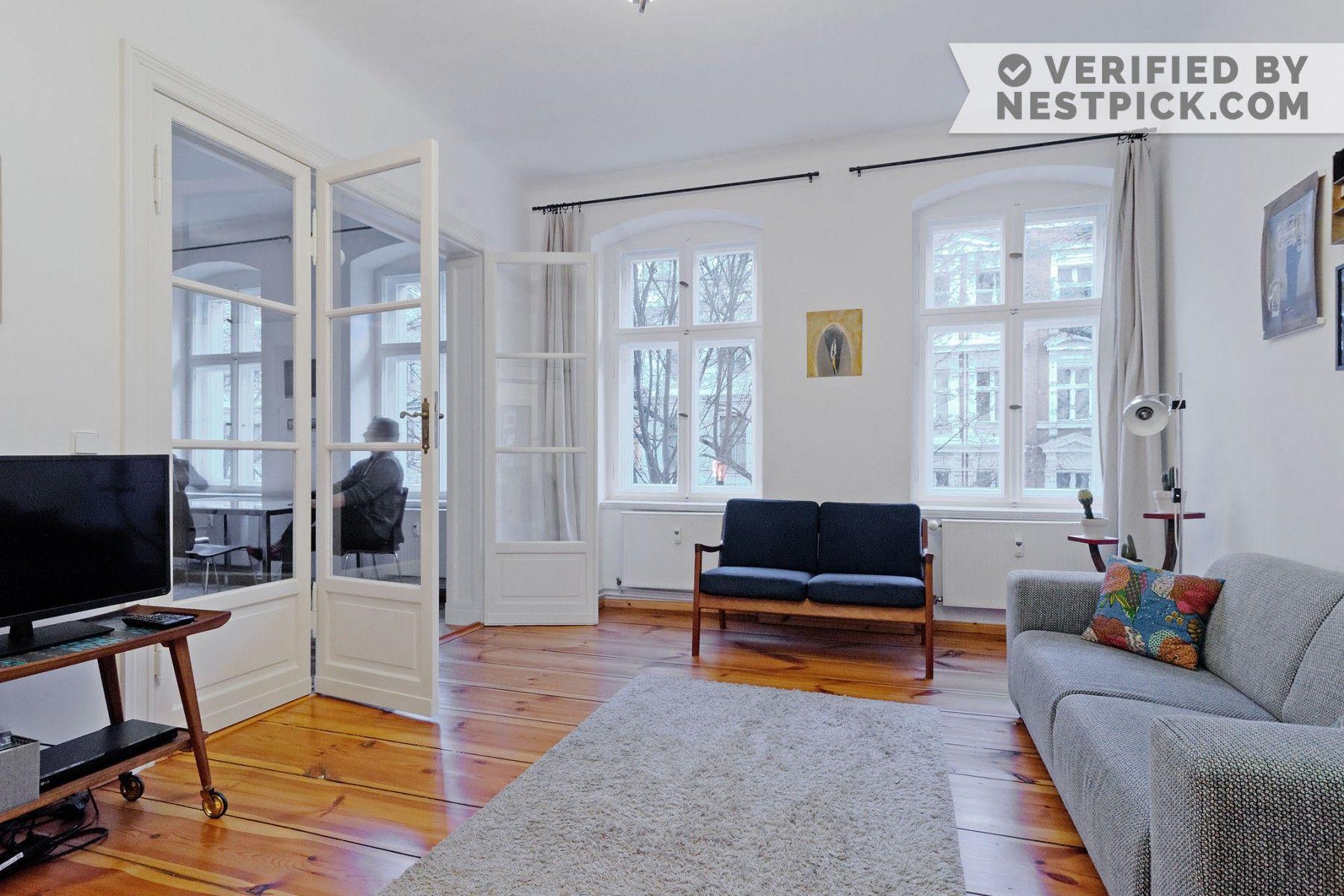 Apartment Einrichtung stylish 2 bedroom apartment in kreuzberg berlin möbel