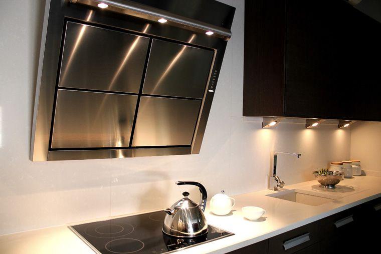diseño de #cocina #clásica de #Línea 3 Tablero Marino cocinas