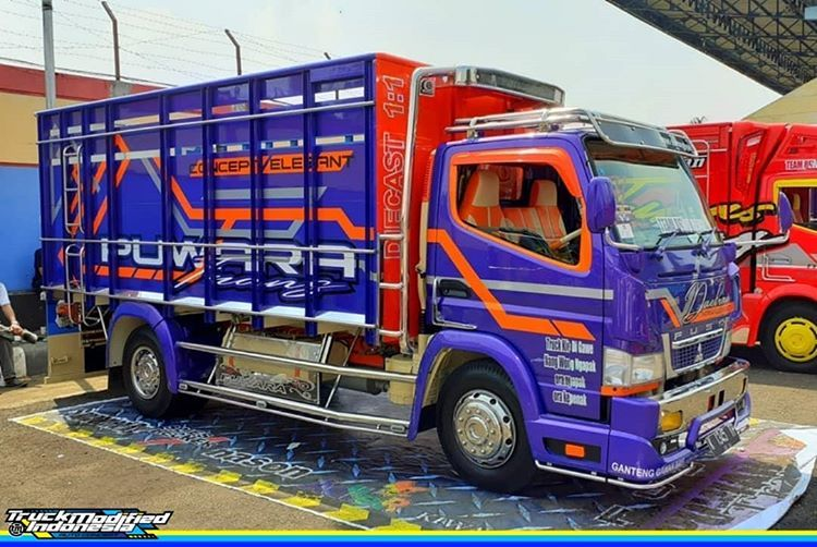 Truck Modifikasi Indonesia Di Instagram Tag Fotomu Dan Hastag Truckmodifiedindonesia For Repost Foto Photo Indonesia Truk Derek Mobil Modifikasi