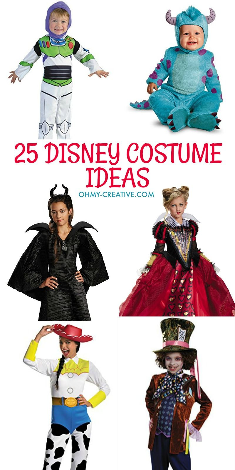 25 Disney Costume Ideas On Amazon Creative halloween
