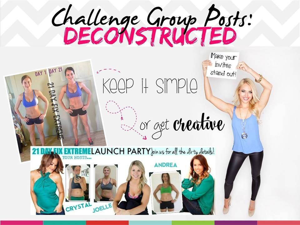 Idea by Shannon Hargrave on Online Challenge Groups With
