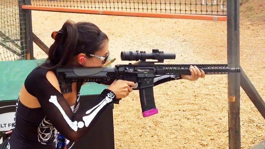 Pin on Gun Lover Girls