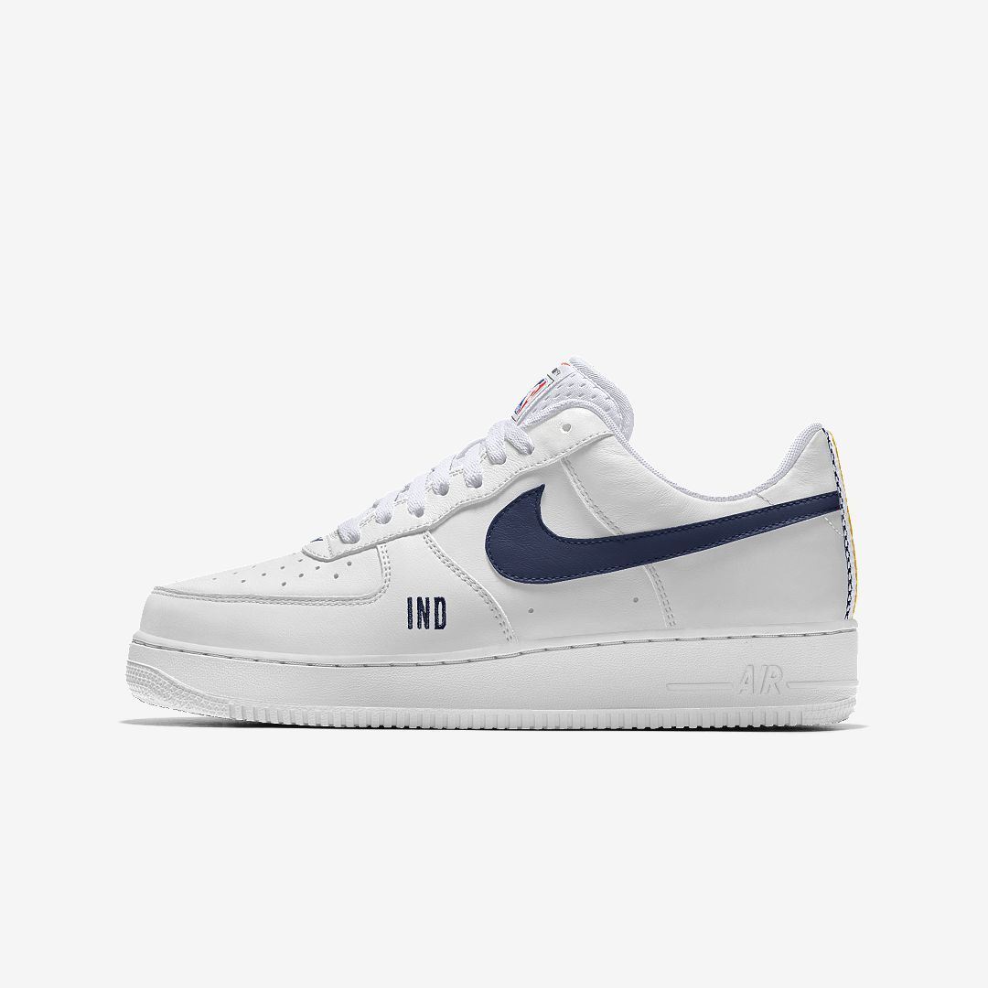 The Nike Air Force 1 Premium iD Shoe in 2019 | Nike air