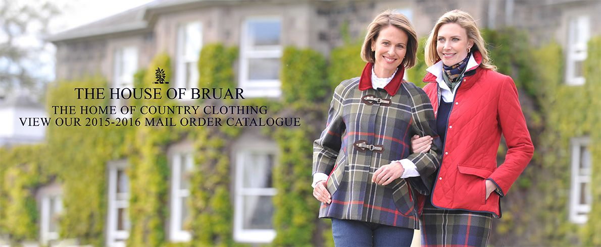 British catalogue clothing