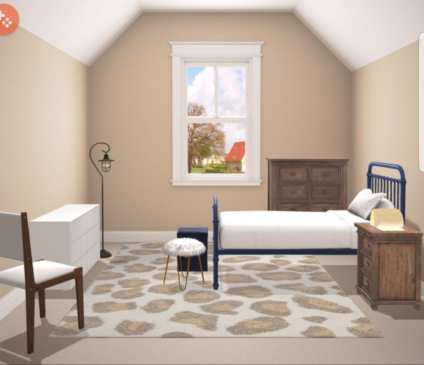My Project Of Light Kidsroom With Classic Elements Made Via Design Home App  Interiordesignideas Kidsroominterior Also