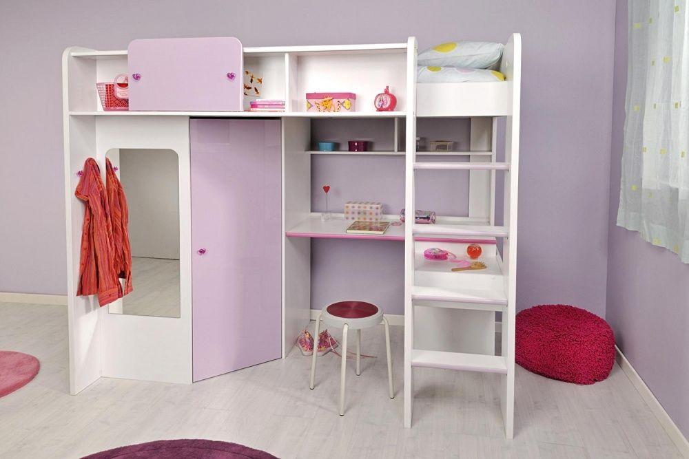 Kinderhochbetten Mit Schreibtisch 2021
