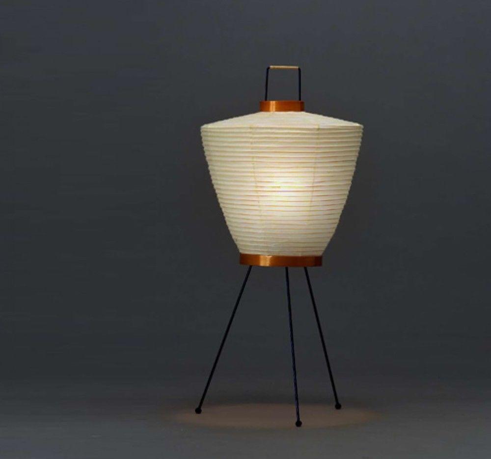 Isamu Noguchi AKARI Lantern SA Floor / Table Lamps Handcraft Authentic