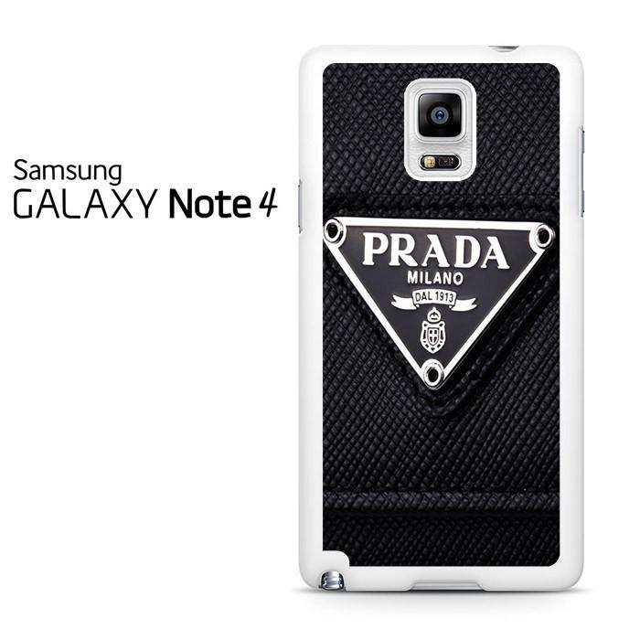 Prada Logo Samsung Galaxy Note 4 Case