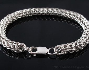men's chainmaille on Etsy, a global handmade and vintage marketplace.