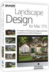 Landscape Design For Mac V17 5 Landscape Design Landscape Design