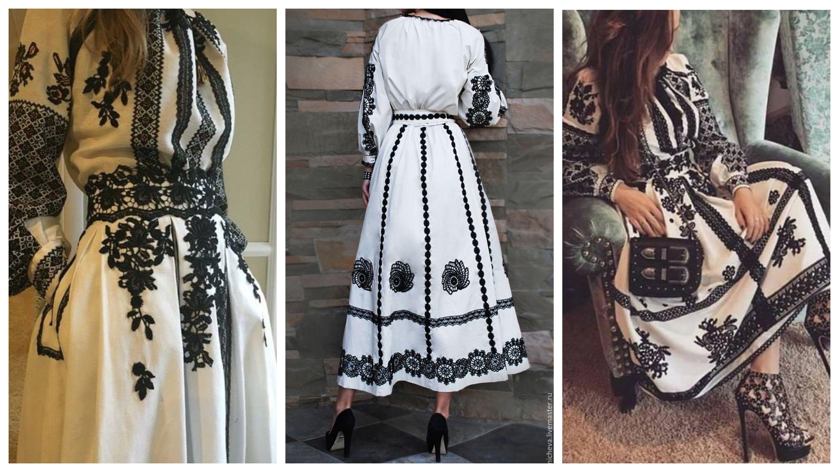 Читайте також Традиційна вишивка та мереживо  неймовірні сукні від ... 477359e42b196