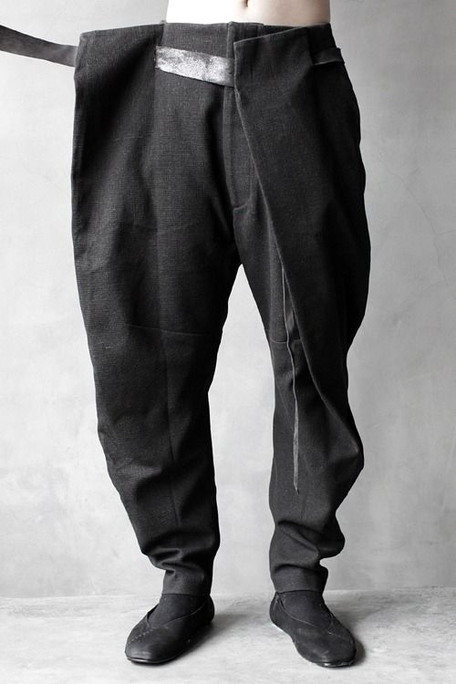 Nicolai Spicher — InAisce by Jona | Trousers | Found on Secondstreet ...