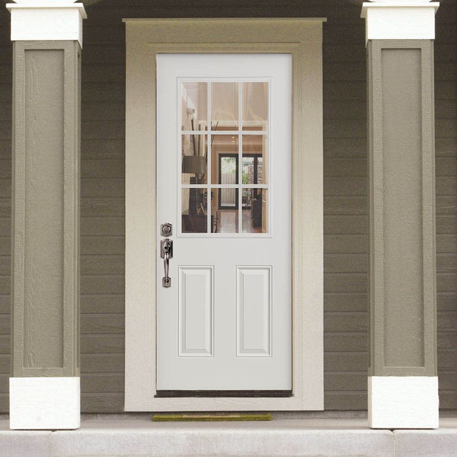 Product Image 2 Steel Entry Doors Entry Doors Prehung Exterior