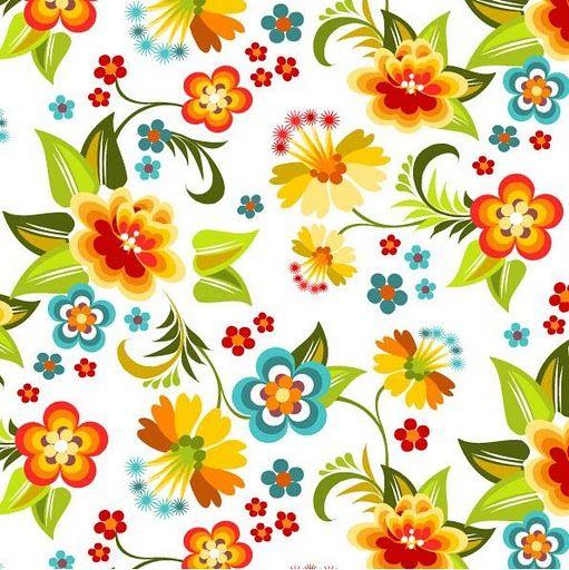 Dibujos Con Color Flores Para Imprimir Imagenes Para Imprimir
