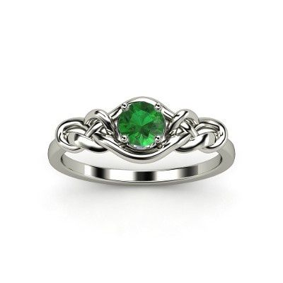 Black Gold or Sterling Silver Slytherin Inspired Princess Cut Emerald  Engagement… | ☆ Jewellery I Love ☆ | Pinterest | Engagement, Engagement  Rings and ...