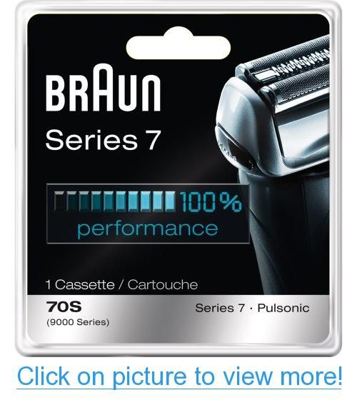 Braun Series 7 Combi 70s Cassette Replacement Pack Formerly 9000 Pulsonic Braun Series Combi 70s Cassette Replacement Pack With Images Braun Series 7 Shaver Braun