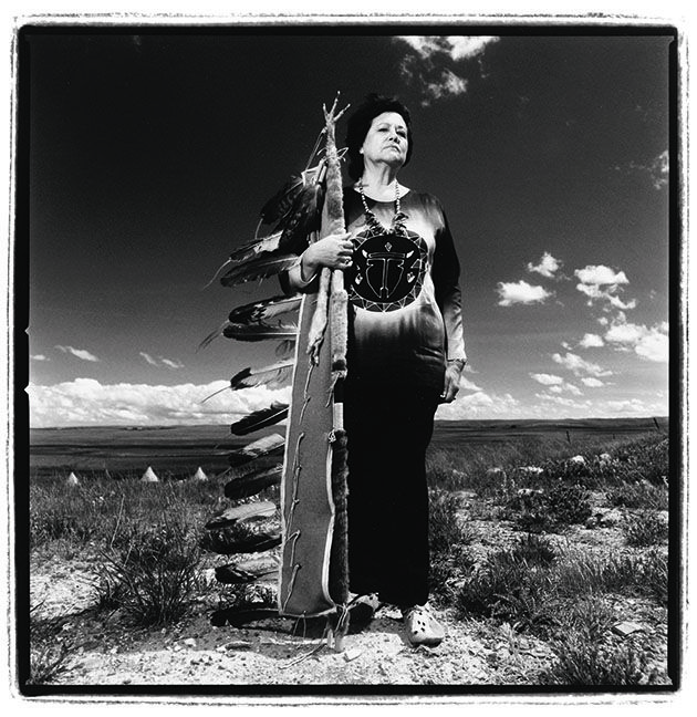 Elouise Cobell's Accounting Coup | Mother Jones - Update: Elouise Cobell died on October 16, 2011, at the age of 65. This profile was written as she was 9 years into her 16-year legal quest, which eventually won $3.4 billion for a half-million Native Americans—the largest settlement in US history. On November 16, 2016, President Obama honored her posthumously with the Presidential Medal of Freedom.